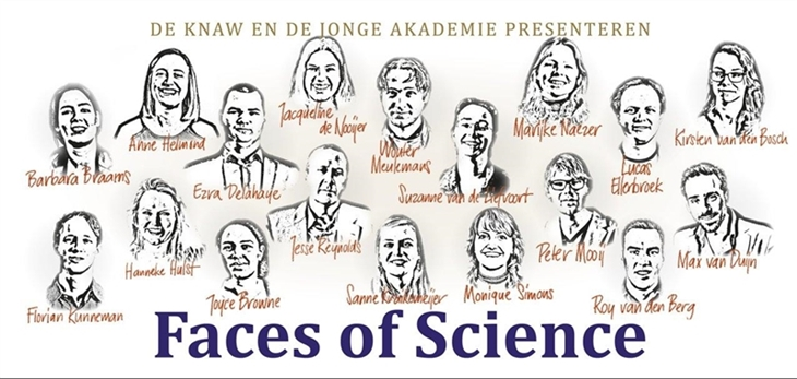 Image result for faces of science