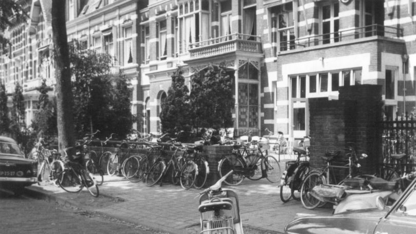 Radboud 95 year anniversary - Then & Now - the old