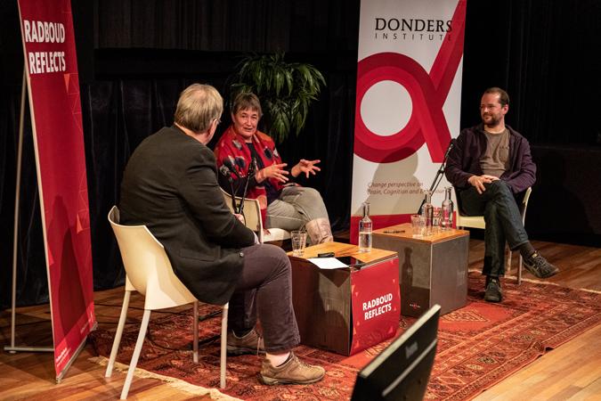 Cees Leijenhorst, Anne Speckens, Martin Dresler foto - Maaike-Bijlsma